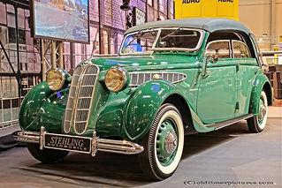 BMW 326 Cabriolet - 1939