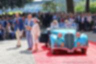 Delahaye 135M Roadster by Carlton - 1938elahaye 135M Roadster by Carl