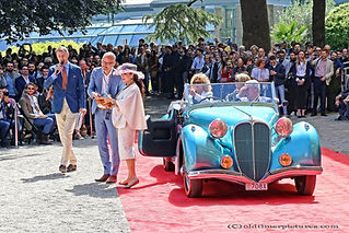 Delahaye 135M Roadster by Carlton - 1938elahaye 135M Roadster by Carl