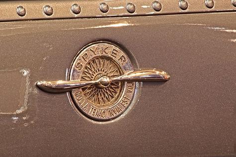 Spyker C8 Double 12S #008 - 2002
