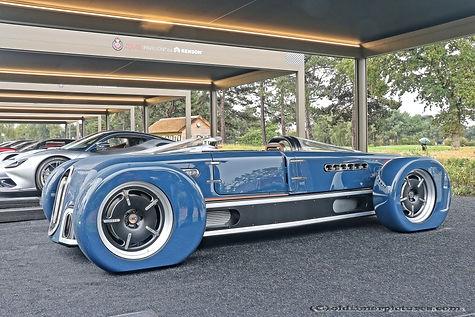 Fred Krugger Bentley Prototype - 2019