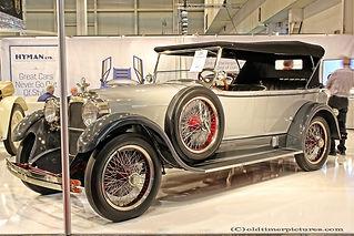 Duesenberg Model A Phaeton Millspaugh & Irish - 1922