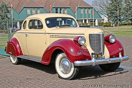 Chrysler Imperial New York Special C20 - 1938