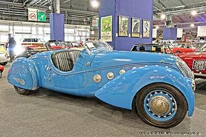 Peugeot 402 DS Darl'Mat Sport roadster - 1937