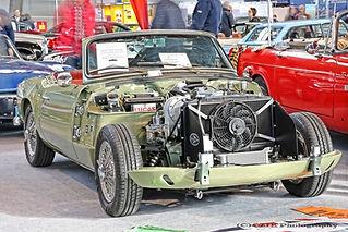 Triumph Spitfire Mk2 - 1966