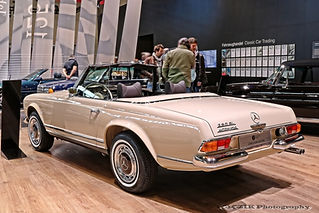 Mercedes-Benz 280 SL - 1970