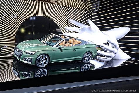 IAA 2019 - Audi A5 TDI Quattro