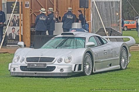 Mercedes-AMG CLK GTR - 1999