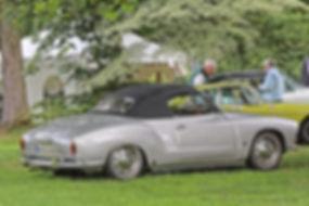 VW Karmann Ghia 1500 Cabriolet - 1968
