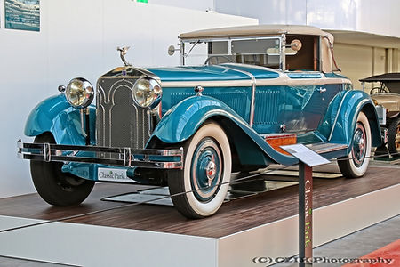 Isotta Fraschini Tipo 8A Castagna Roadster - 1929