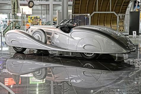 Mercedes-Benz 500 K by Erdmann & Rossi - 1935B 500 K by Erdmann & Rossi -