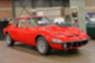 Opel GT - 1972