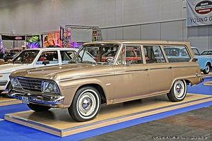 Studebaker Commander Wagonaire V8 - 1964