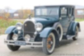 Kissel 8-80 Brougham - 1928