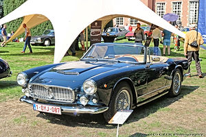 Maserati 3500 Vignale Spider - 1962