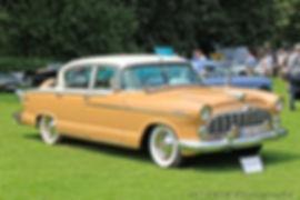Hudson Hornet V8 - 1955