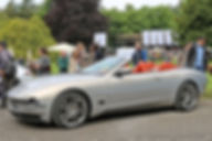 Touring Sciadipersia Cabriolet - 2019