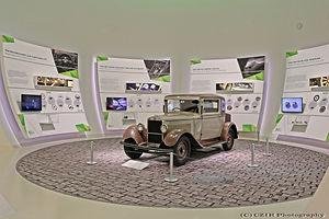 Skoda 422 Coupé - 1931