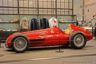 Alfa Romeo 158 F1 - 1950