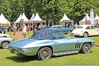 Chevrolet Corvette Stingray Convertible - 1966