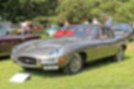 Jaguar E-Type 4.2 - 1965