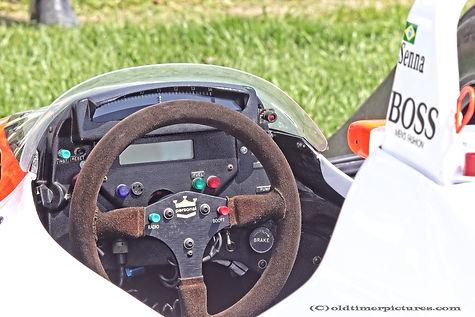 McLaren MP 4/4 - 1988 - Ayrton Senna