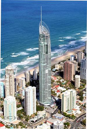 Q1 - Gold Coast City - Australia