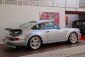 Porsche 911 Turbo 3.6 - 1993