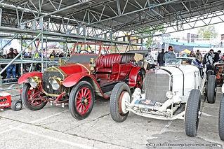 Mercedes 40/45 - 1905
