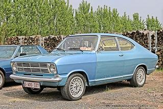 Opel Kadett B LS Coupé - 1969
