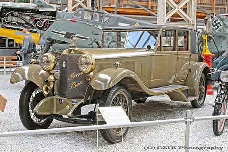 Mercedes-Benz 630 by Park Ward 1926