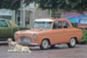 Ford Anglia - 1958