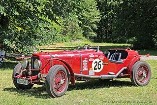 Alvis Speed 25 - 1936