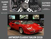 Classic Car Event News #5