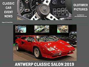 Antwerp Classic Salon 2019