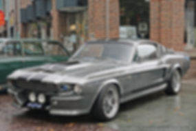 Ford Mustang Shelby G.T. 500 - 1968