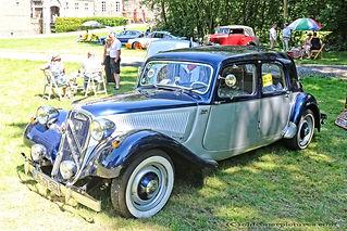 Citroën Traction Avant - 1957