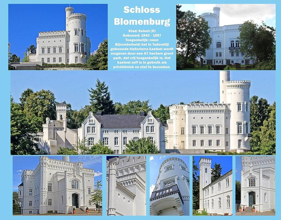 Schloss Blomenburg