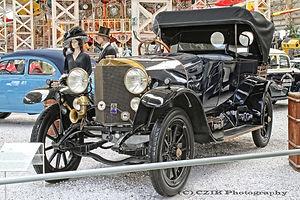 Mercedes Knight - 1919