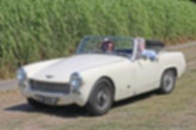 Austin-Healey Sprite MkII 1100 - 1966