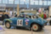 Citroën DS21 Rallye du Maroc - 1969