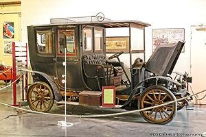 Renault Coupé de Ville - 1908