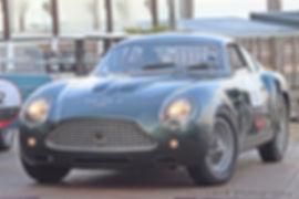 Aston-Martin DB4 Zagato