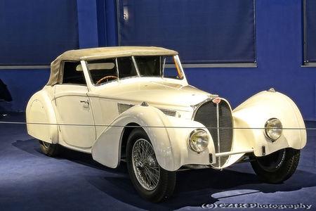Bugatti 57 Galibier 1936
