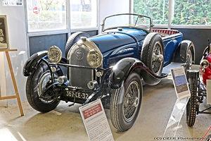 Lorraine-Dietrich B3-6S Torpédo Sport - 1925