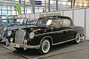 Mercedes-Benz 220SE Coupé - 1959