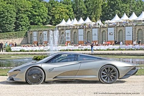 McLaren Speedtail - 2020