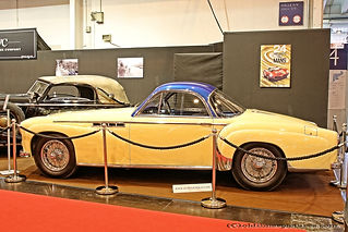 Delahaye 235 Bubble Coupe by Chapron - 1953