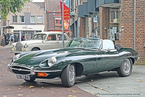 Jaguar E-Type 4.2 - 1970