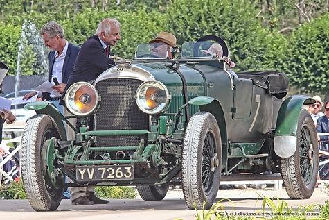 Bentley 4 1/2 Sports Tourer - 1928